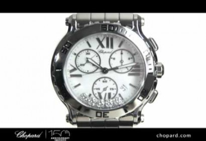 Chopard CNN Commercial