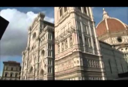 Brunelleschi – Florence & the Dome for Carpe Diem TV